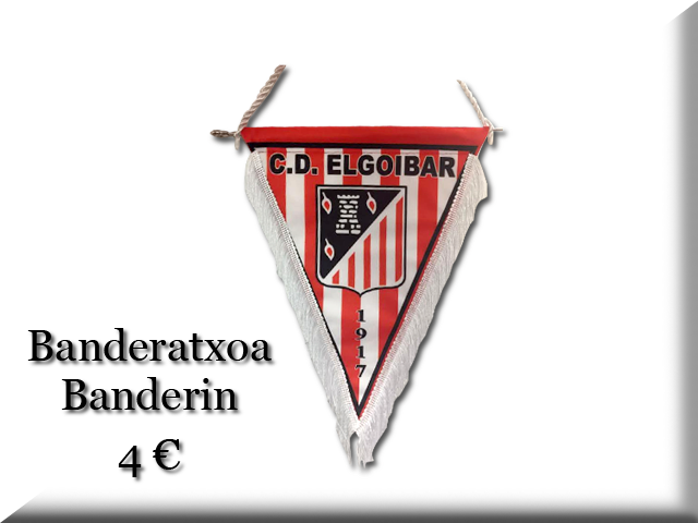 Banderatxoa_Banderin